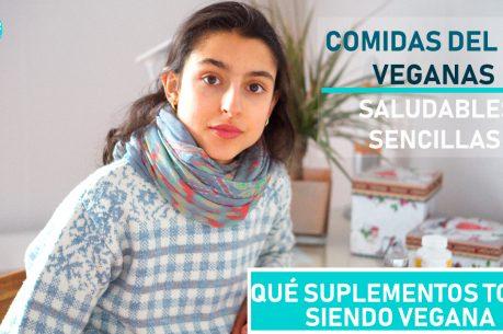 Qué suplementos tomo I Comidas del día (veganas y saludables) I Receta de boniato dulce sin azúcar