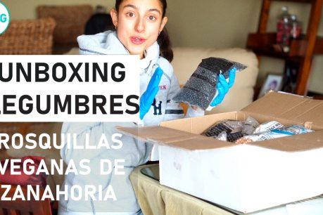 Vlog I Donde compro las legumbres + sus beneficios I Rosquillas veganas y sin gluten de zanahoria
