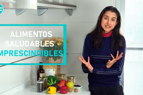Alimentos saludables imprescindibles I Beneficios de los frutos secos + cómo tomarlos