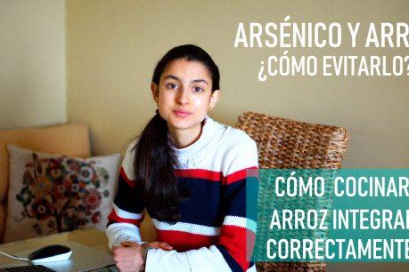 Cómo eliminar el arsénico del arroz I Cómo cocinar correctamente el arroz integral + sus beneficios