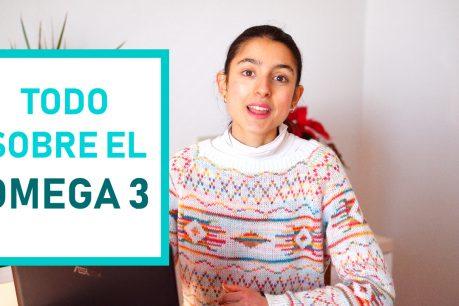 Todo sobre el omega 3 ¿Hay que tomar suplementos de omega 3 (EPA y DHA? I Omega 3 y dieta vegana
