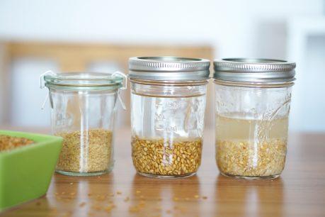 Cómo consumir correctamente las semillas de lino/linaza (ACTUALIZADO) ¿Cuál es la mejor manera de tomarlas para aprovechar sus beneficios?